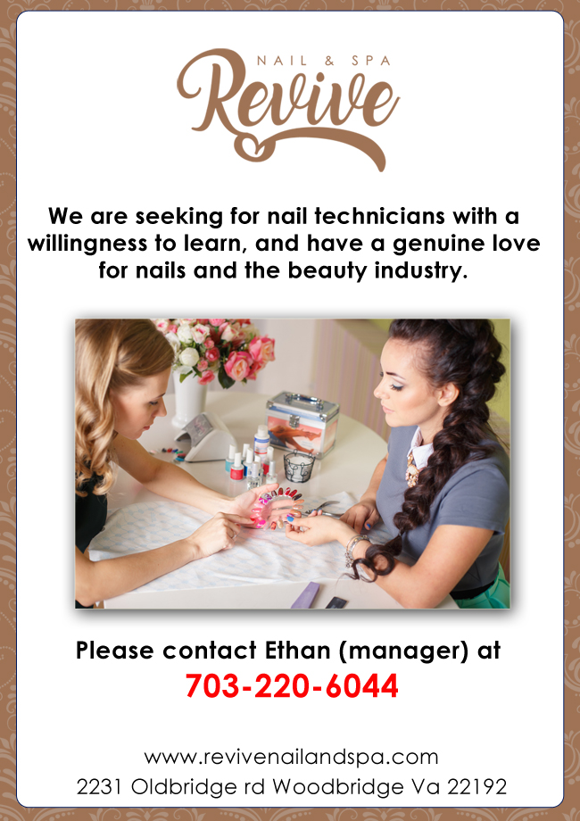 Nail Salon 22192 | Revive Nail & Spa of Woodbridge, VA